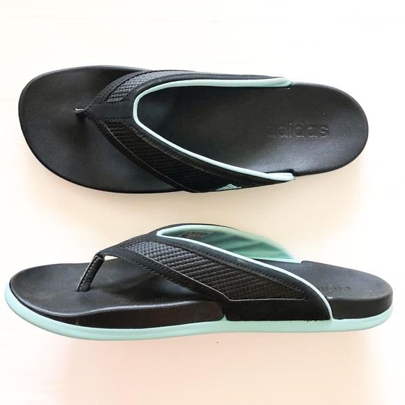 906fec7e735685 adidas Shoes - Adidas Performance Adilette SC + Thong W Sandal